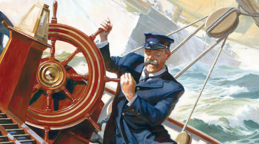 Sea History Magazine