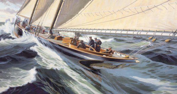 Yacht America - America's Cup