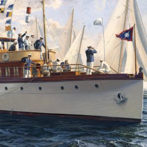 """A Clean Start: American Yacht Club Squadron Run, 1938"""