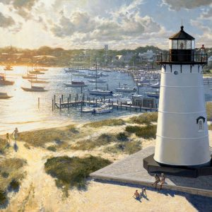 """Summer Afternoon – Edgartown"""