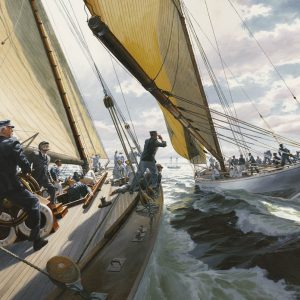 """The Foul: America's Cup 1895"""