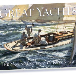 """Great Yachts"" Book By Russ Kramer"
