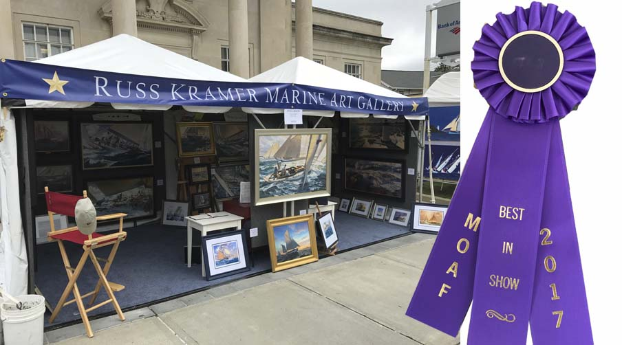 Russ Wins MOAF Best In Show