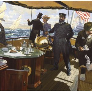 """The Spectators, 1901"""
