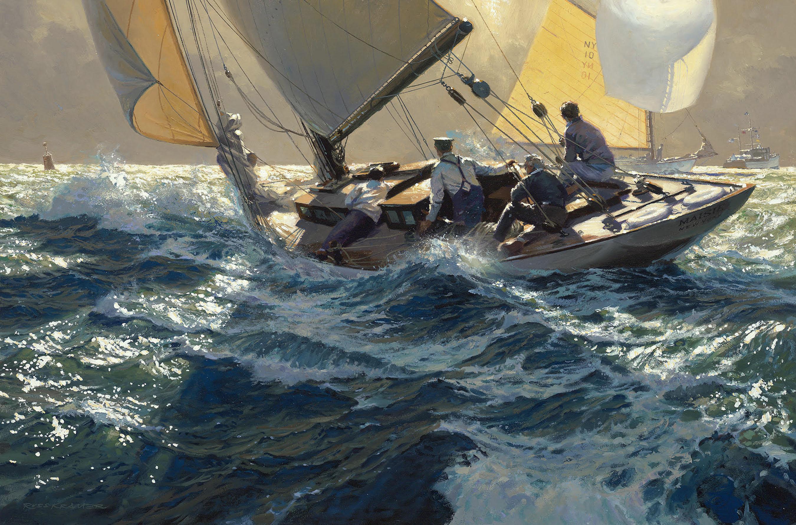 MAISIE, 1923